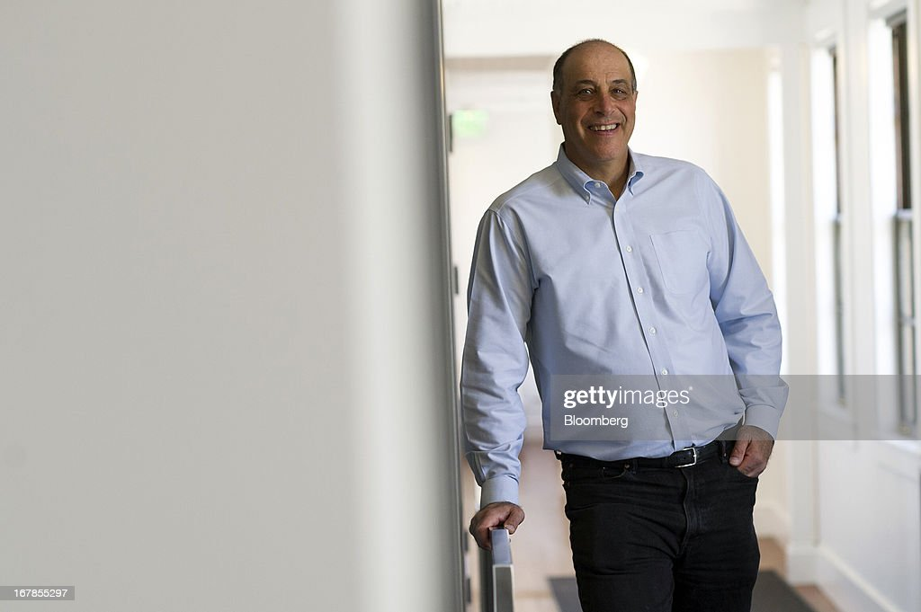 Carl Bass, chief executive officer of Autodesk Inc., stands for a photograph prior to a Bloomberg West television interview in San Francisco, California, U.S. on Tuesday, April 30, 2013. Bass spoke about his company's software and design business, growth outlook and the importance of innovation in the technology market. Photographer: David Paul Morris/Bloomberg via Getty Images