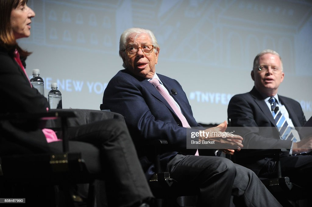 The 2017 New Yorker Festival - All The President's Reporters