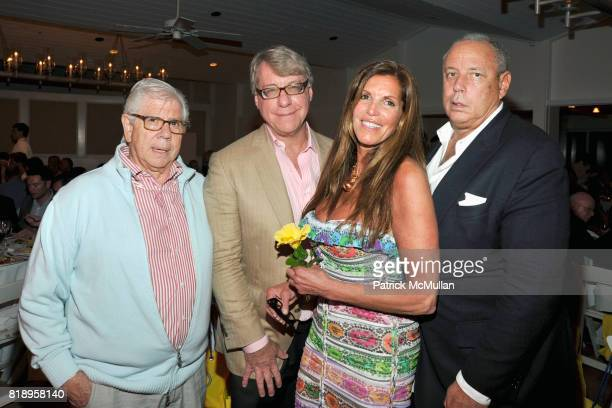 Carl Bernstein Jim Chanos Amy Chanos and Howard Wolfson attend MIRACLE HOUSE 20th Anniversary Memorial Day Summer Kickoff Benefit honoring Amy Chanos...