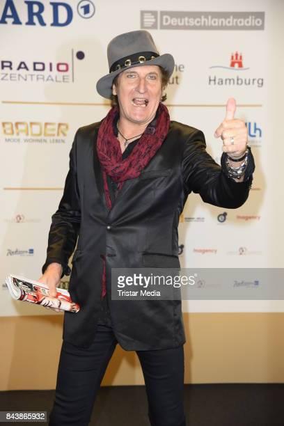 Carl Carlton attends the Deutscher Radiopreis at Elbphilharmonie on September 7 2017 in Hamburg Germany