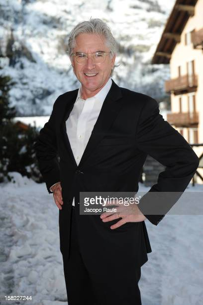 Carl Colby attends 22th Courmayeur Noir In Festival on December 11 2012 in Courmayeur Italy