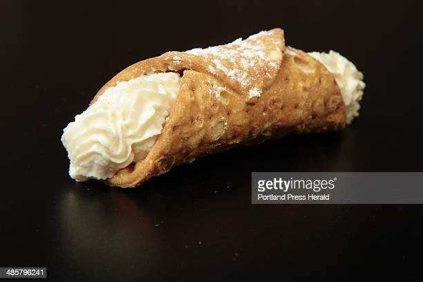 A cannoli from the Exchange Street Caf in Portland on Friday August 5 2011