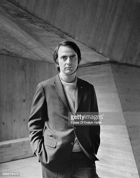 Carl Edward Sagan New York 1974