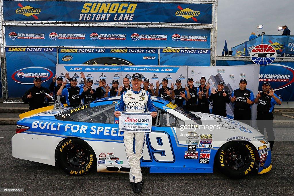 NASCAR Sprint Cup Series Bad Boy Off Road 300 Qualifying : News Photo