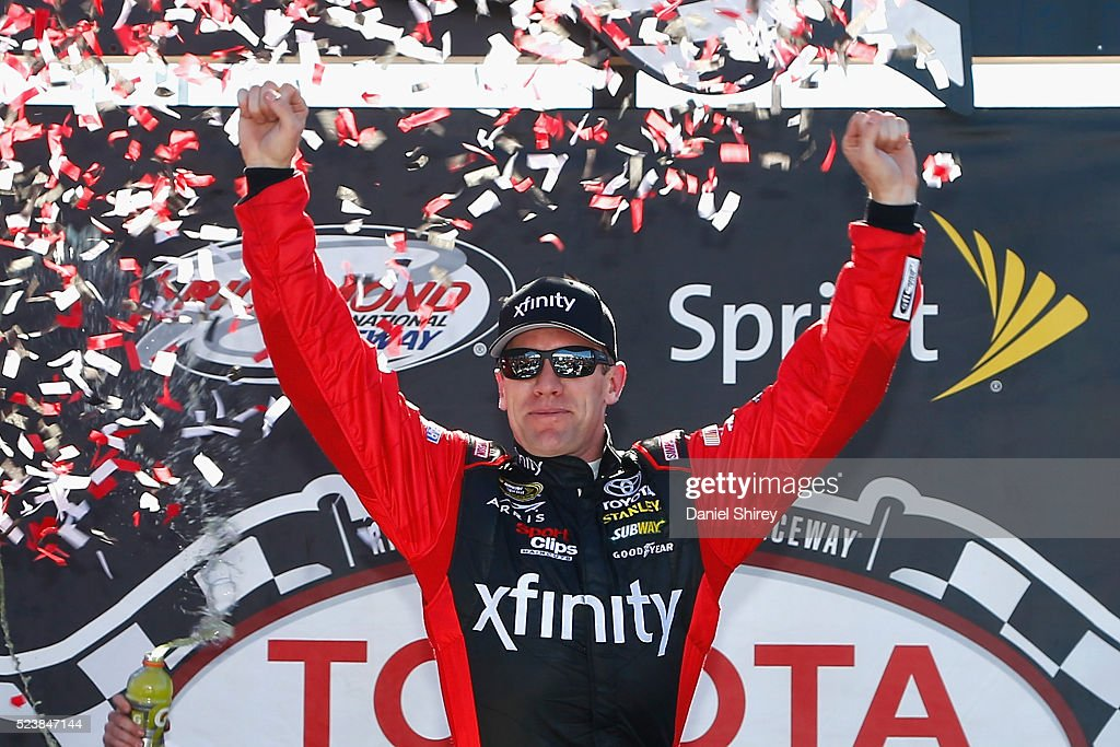 NASCAR Sprint Cup Series TOYOTA OWNERS 400 Photos and Images ...