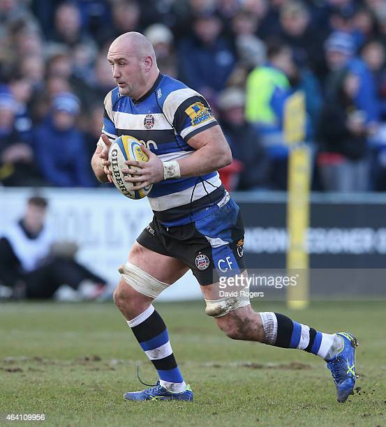 Northampton Saints V Bath Rugby: Carl Fearns Stock Photos And Pictures