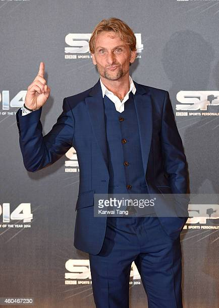 Carl Fogarty attends the BBC Sports Personality of the Year awards at The Hydro on December 14 2014 in Glasgow Scotland