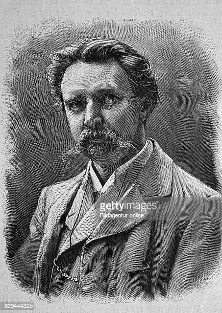 Carl gehrts karl heinrich julius gehrts 1853 1898 a german painter and university professor woodcut 1888