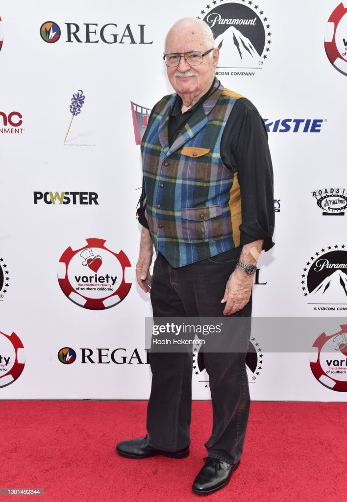 Carl Gottlieb attends the 8th Annual Variety Children's Charity of SoCal Texas Hold 'Em Poker Tournament at Paramount Studios on July 18, 2018 in Los Angeles, California.