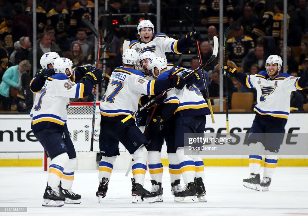 2019 NHL Stanley Cup Final - Game Two : News Photo