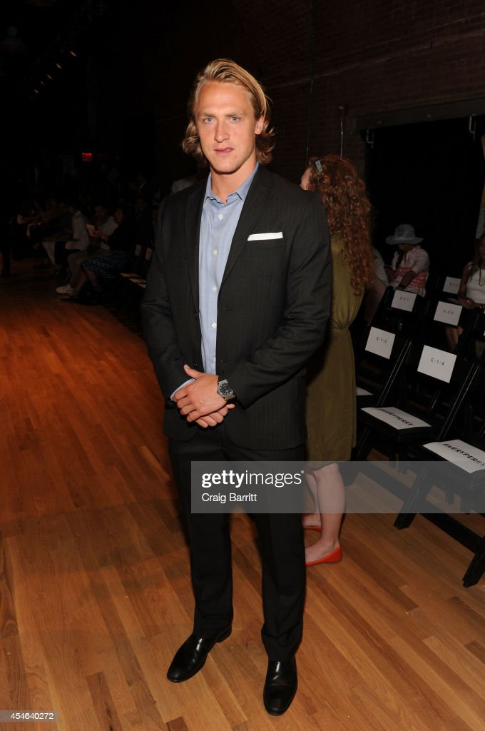Perry Ellis - Front Row - Mercedes-Benz Fashion Week Spring 2015