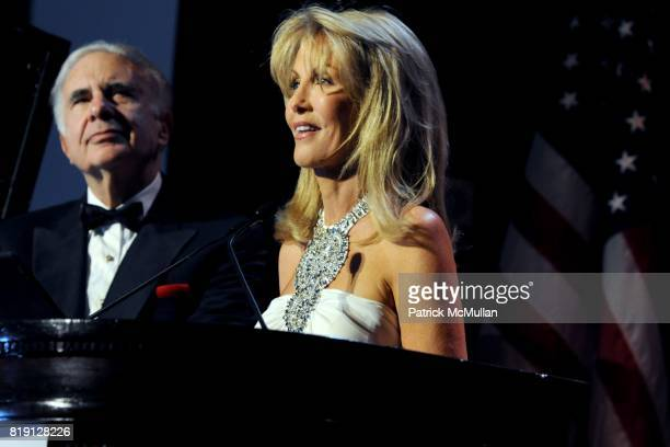 Carl Icahn and Gail Icahn attend NEW YORK CITY POLICE FOUNDATION 32nd Annual Gala at Waldorf=Astoria on March 16 2010 in New York City