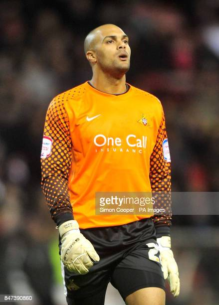 Carl Ikeme Doncaster Rovers
