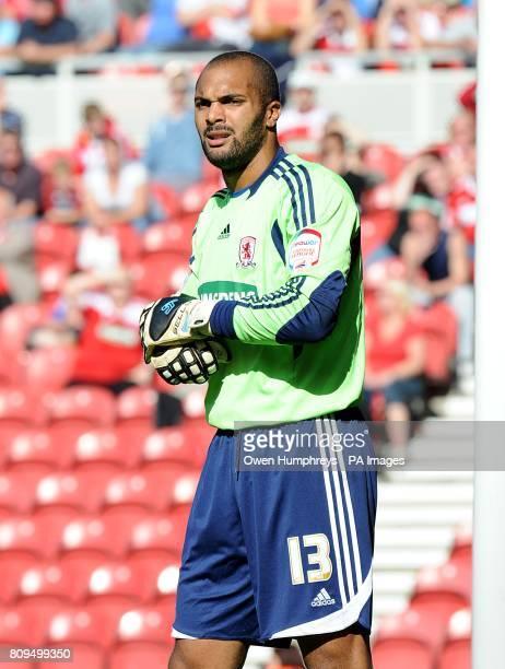 Carl Ikeme Middlesbrough goalkeeper