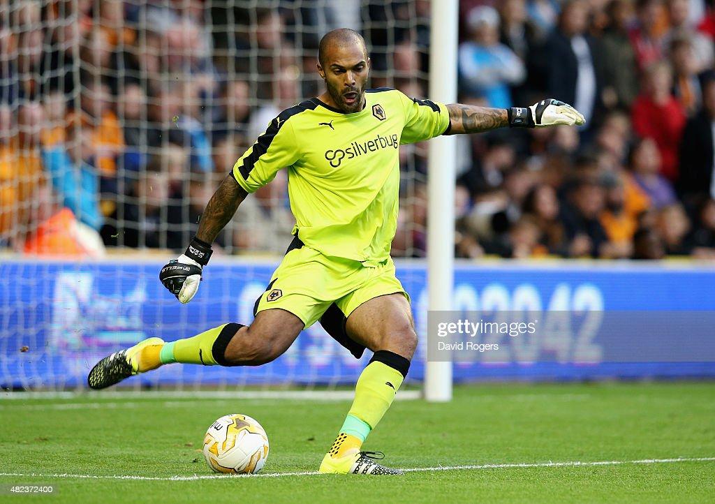 Wolverhampton Wanderers v Aston Villa - Pre Season Friendly : News Photo