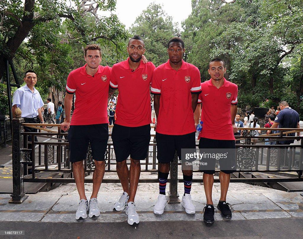 Arsenal FC Media Activity in China