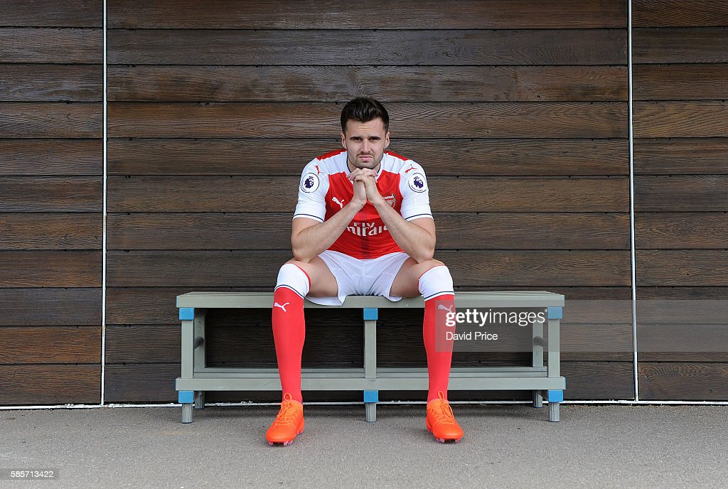 Arsenal 1st Team Photocall : News Photo