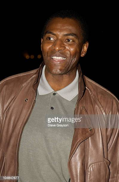 """Carl Lumbly during ATAS Presents: """"Behind The Scenes of 'Alias' """" at The Academy of Television Arts & Sciences in North Hollywood, California, United..."""