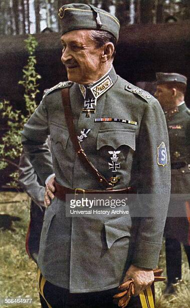 Carl Mannerheim Finnish military leader and statesman Served as military leader of the Whites in the Finnish Civil War Regent of Finland...