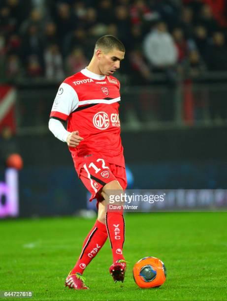 Carl MEDJANI - - Valenciennes / Bastia - 20e journee Ligue 1, Photo : Dave Winter / Icon Sport