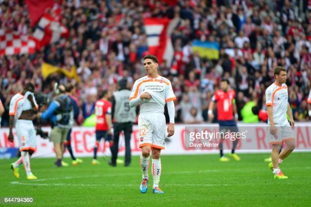 Carl MEDJANI - - Lille / Valenciennes - 33eme journee de Ligue 1, Photo : Dave Winter / Icon Sport