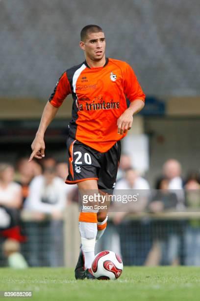 Carl MEDJANI - - Nantes / Lorient - match amical -