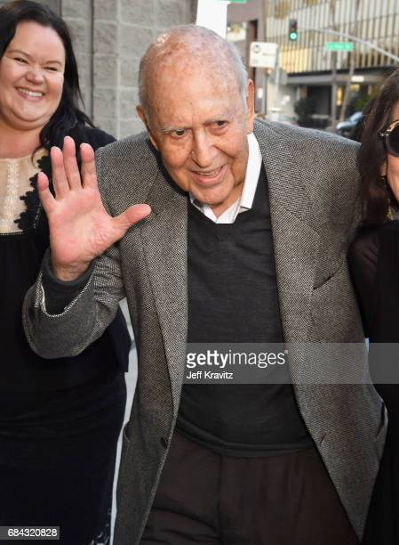 Carl Reiner at the LA Premiere of If You're Not In The Obit Eat Breakfast from HBO Documentaries on May 17 2017 in Beverly Hills California