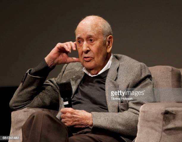 Carl Reiner attends the Premiere Of HBO's 'If You're Not In The Obit Eat Breakfast' on May 17 2017 in Beverly Hills California
