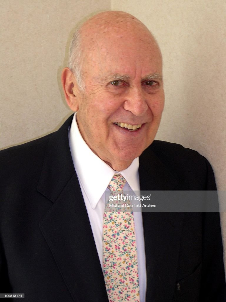 Carl Reiner Receives His Lifetime Achievement Awards From the Television Critics Association