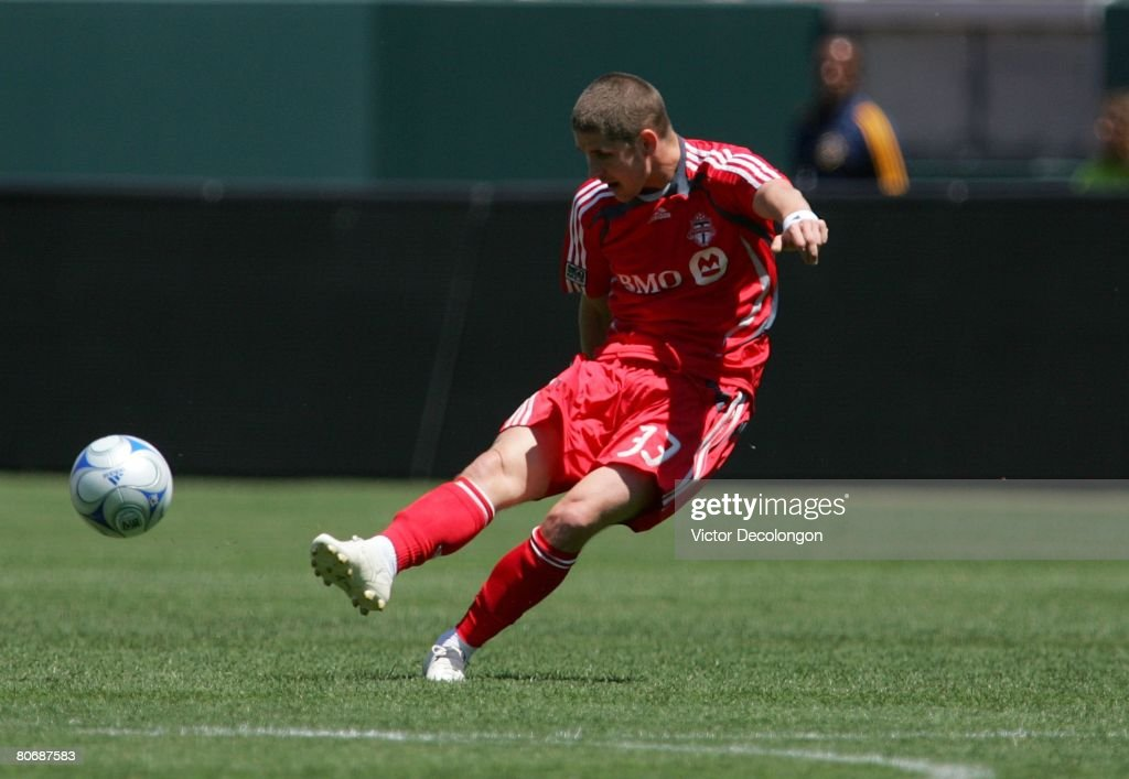 Toronto FC v Los Angeles Galaxy : News Photo