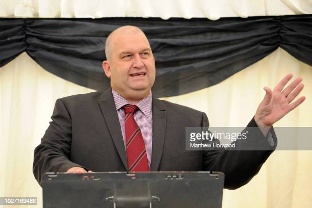 Carl Sergeant on September 11 2013 in Cardiff United Kingdom Carl Sargeant was a Welsh politician who was the Cabinet Secretary for Communities and...
