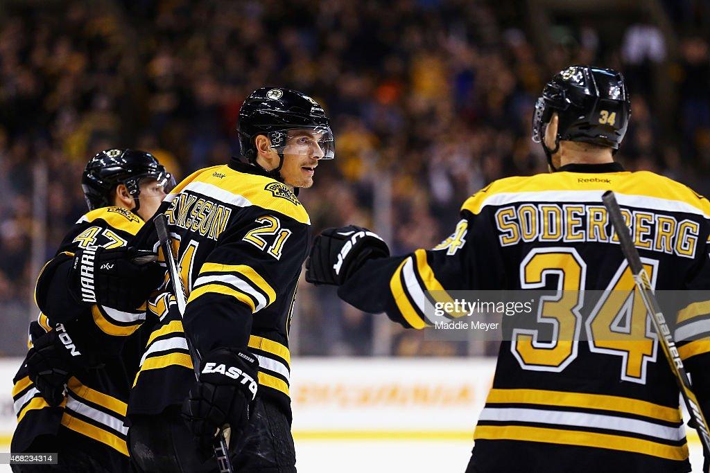 Florida Panthers v Boston Bruins : News Photo