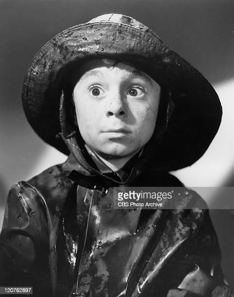 Carl Switzer as Alfalfa in 'Spooky Hooky' one of The Little Rascals series Original release was December 5 1936