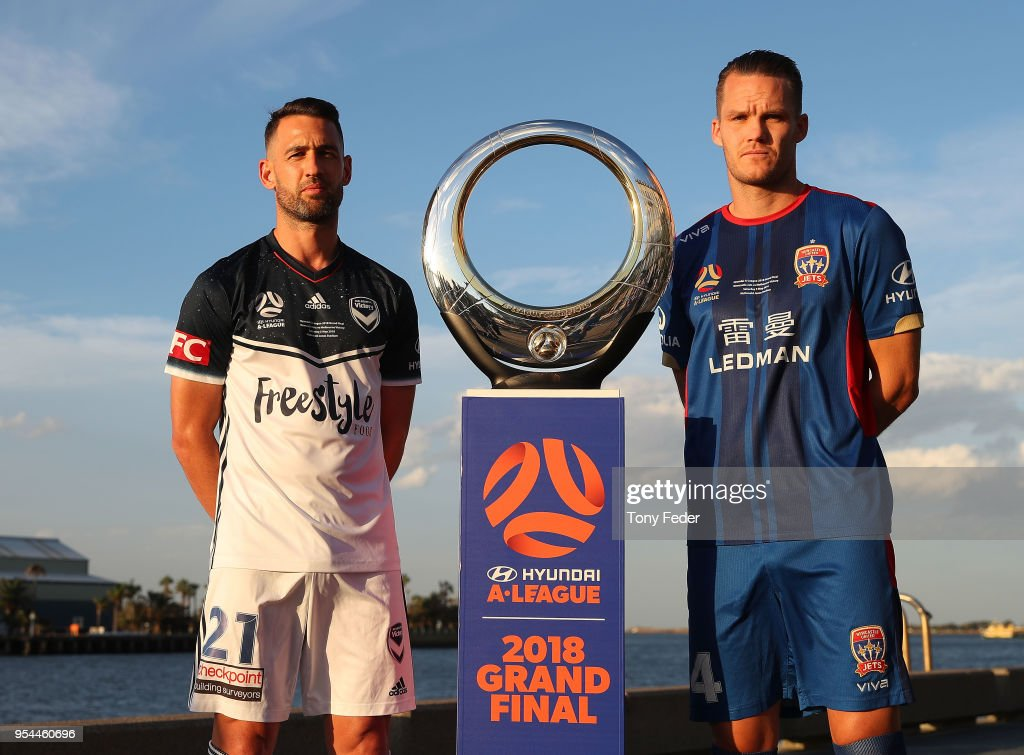 A-League Grand Final Media Opportunity