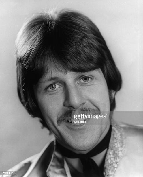 Carl Wayne of pop group 'The Move' 3rd March 1967