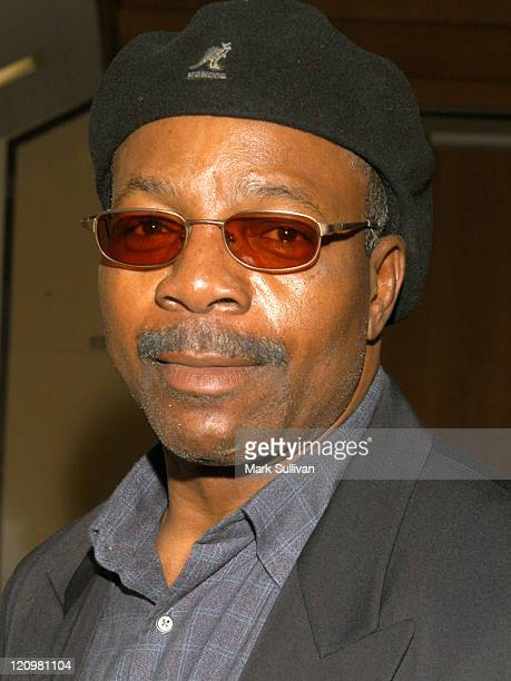 Carl Weathers during The Tennis Channel's 'First Serve' Launch Party at Strauss Clubhouse at the Los Angeles Tennis Center in Westwood California...