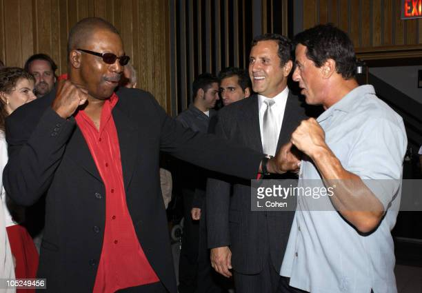 Carl Weathers Frank Stallone Sylvester Stallone