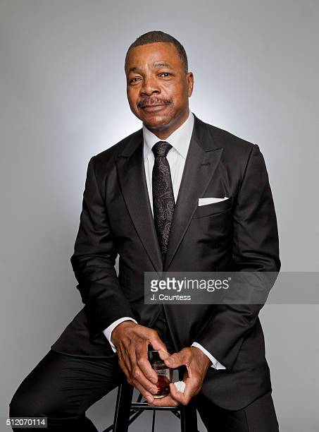 Carl Weathers poses for a portrait on February 21 2016 in Los Angeles California
