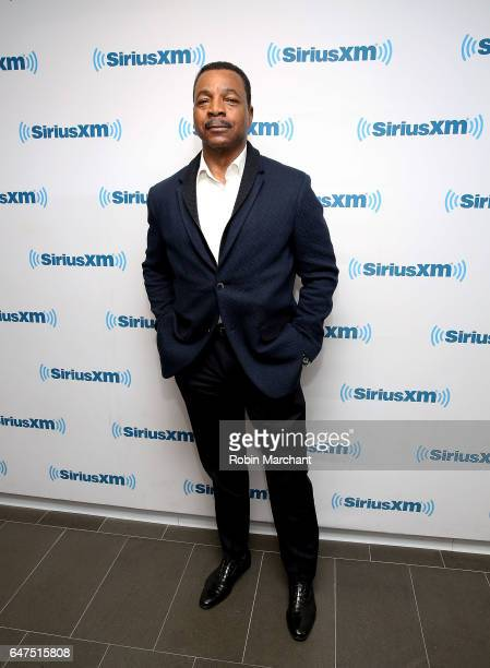Carl Weathers visits at SiriusXM Studios on March 3 2017 in New York City