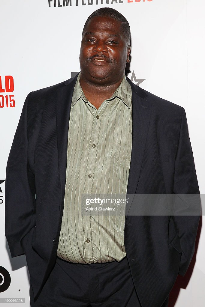 Carl Webber attends the 2015 Urbanworld Film Festival at AMC Empire 25 theater on September 25, 2015 in New York City.