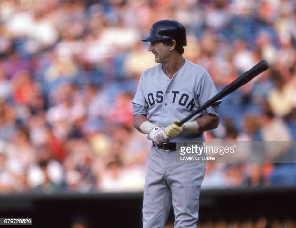 BALTIMORE MD Carl Yastrzemski of the Boston Red Sox circa 1983 bats against the Baltimore Orioles at Memorial Stadium in BaltimoreMaryland