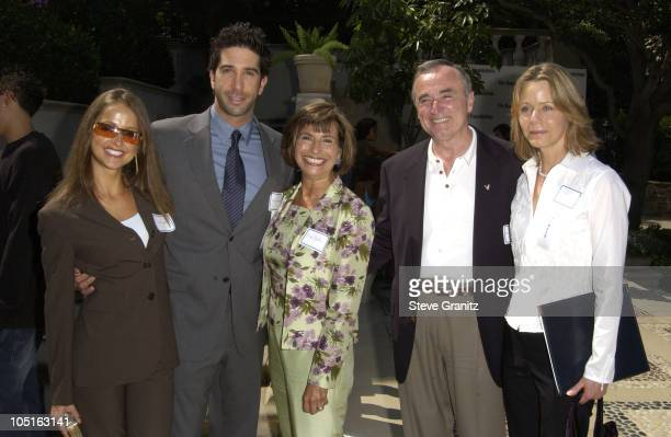 Carla Alapont David SchwimmerLos Angeles Chief of Police William Bratton wife Susan Dey