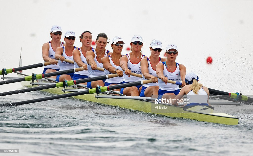 Olympics Day 3 - Rowing : News Photo