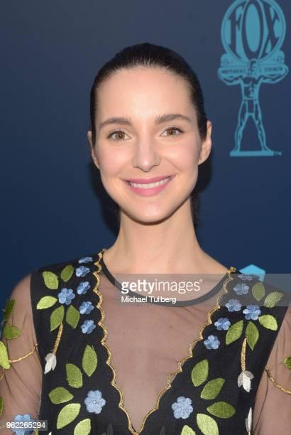 Carla Baratta attends the 20th Century Fox 2018 LA Screenings Gala at Fox Studio Lot on May 24 2018 in Century City California