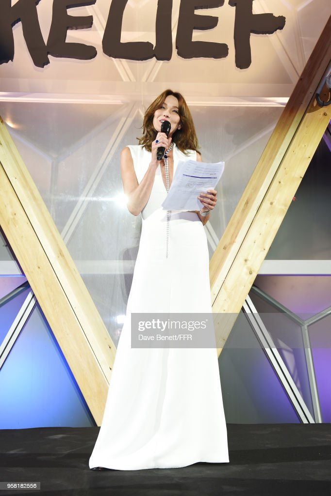 Dinner - Fashion For Relief Cannes 2018 : News Photo