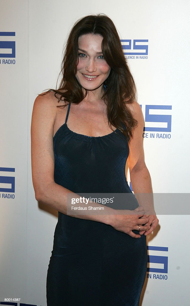 Sony Radio Academy Awards 2007 - Outside Arrivals