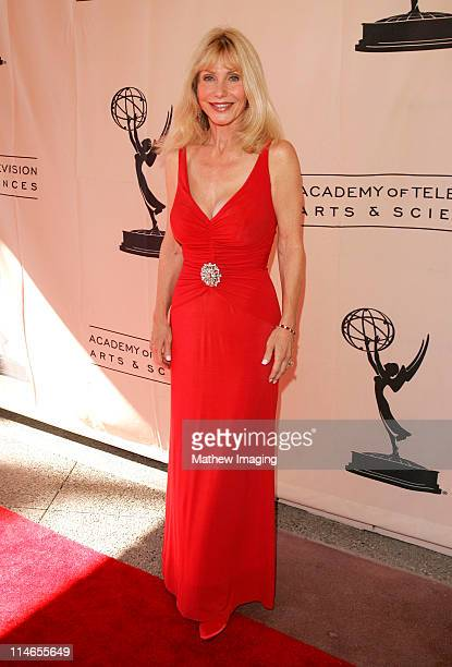Carla Ferrigno during 57th Annual Los Angeles Area Emmy Awards Arrivals Reception at Leonard H Goldenson Theatre in North Hollywood California United...