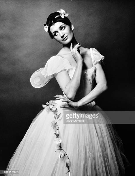 Carla Fracci in La Sylphide 1967