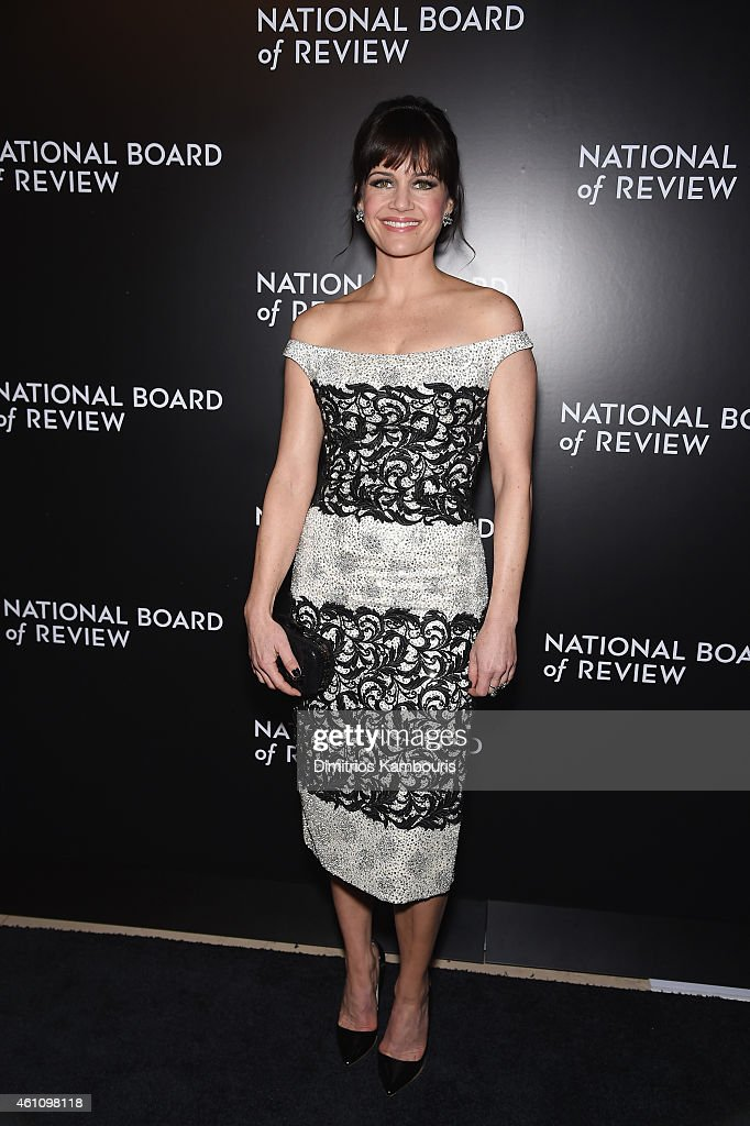 2014 National Board Of Review Gala - Arrivals : News Photo
