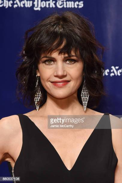 Carla Gugino attends the 2017 IFP Gotham Awards at Cipriani Wall Street on November 27 2017 in New York City